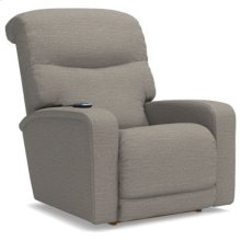 Levi Power Rocking Recliner w/ Head Rest & Lumbar