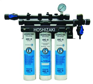 Triple Water Filter System with Manifold & Cartridge Product Image