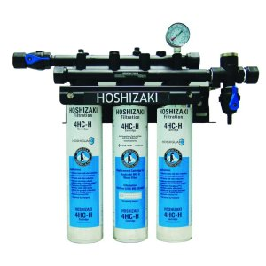 HoshizakiTriple Water Filter System with Manifold & Cartridge