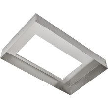 """Optional 30"""" Box Liner in Stainless Steel"""
