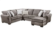 1657 Stationary Sectional