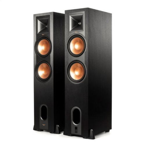R-28PF Powered Floorstanding Speakers