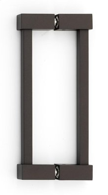 Contemporary II Back-to-Back Pull G718-6 - Chocolate Bronze