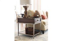 Upstate by Rachael Ray End Table w/Metal Base