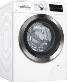 800 Series Washer - 208/240V, Cap. 2.2 cu.ft., 15 Cyc.,1,400 RPM, 49 dBA Chr./Door, AquaStop®, ENERGY STAR Product Image