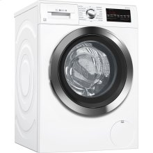 800 Series Washer - 208/240V, Cap. 2.2 cu.ft., 15 Cyc.,1,400 RPM, 49 dBA Chr./Door, AquaStop®, ENERGY STAR