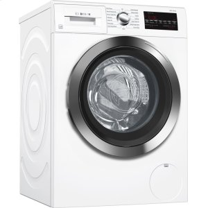BOSCH800 Series Washer - 208/240V, Cap. 2.2 cu.ft., 15 Cyc.,1,400 RPM, 49 dBA Chr./Door, AquaStop®, ENERGY STAR