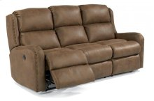 Cameron Fabric Power Reclining Sofa