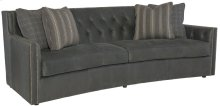 Candace Sofa in #44 Antique Nickel