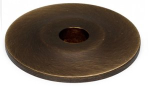 Knobs Backplate A815-34P - Unlacquered Brass Product Image