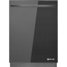 TriFecta™ Dishwasher with 42 dBA, Black Floating Glass w/Handle