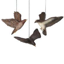 Bird Ornament (3 asstd)