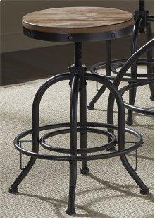 24 Inch Adjustable Barstool