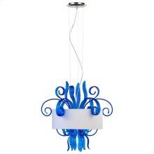 Jellyfish Cyan Sm Pndnt