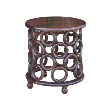 Creasy End Table