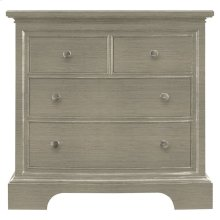 Transitional-Bachelor's Chest in Estonian Grey