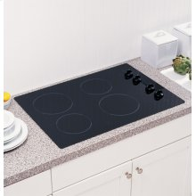 "GE® 30"" Built-In CleanDesign Electric Cooktop"