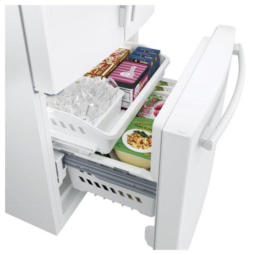 Crosley Bottom Mount Refrigerator - White