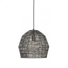 Hanging lamp 40x45 cm JAYDA antique tin