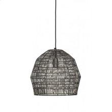 Hanging lamp 40x45 cm JAYDA antique tin