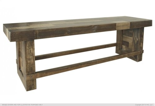 Bench for Counter Table