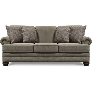 England Furniture Reed Sofa With Nails 5q05n