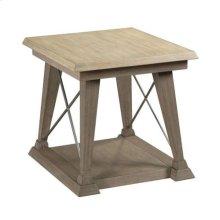 Barton Rectangular Drawer End Table