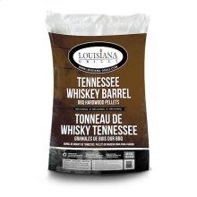 Louisiana Grills Pellets, 40lb, Tennessee Whiskey Barrel (100% Oak)