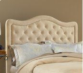 Trieste King Headboard - Buckwheat
