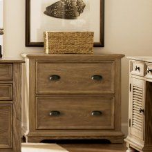 Coventry - Lateral File Cabinet - Weathered Driftwood Finish