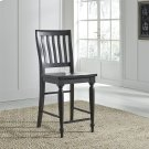 Slat Back Counter Chair (RTA) Product Image