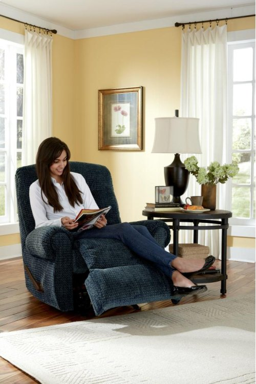 Torrence Fabric Rocking Recliner
