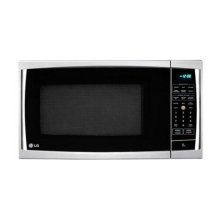 1.5 cu. ft. Countertop Microwave Oven with TrueCookPlus and EZ Clean