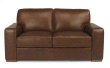 McKinley Leather Loveseat
