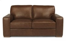 McKinley Leather Loveseat