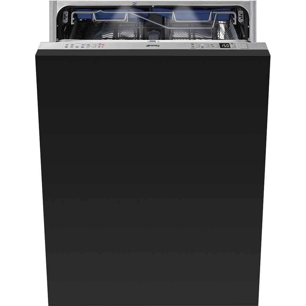 "SmegFully Integrated 24"" Dishwasher 86 Cm Height"