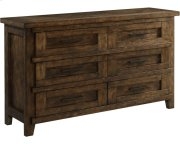 Pieceworks Drawer Dresser Product Image