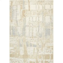 Intrigue 1205 Cream Beige Silver 2 X 4