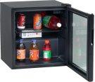 1.9 CF Beverage Cooler - Black w/Glass Door Product Image