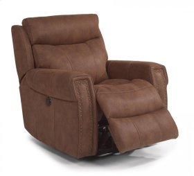 Wyatt Fabric Power Recliner
