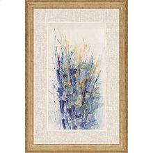 Indigo Floral II