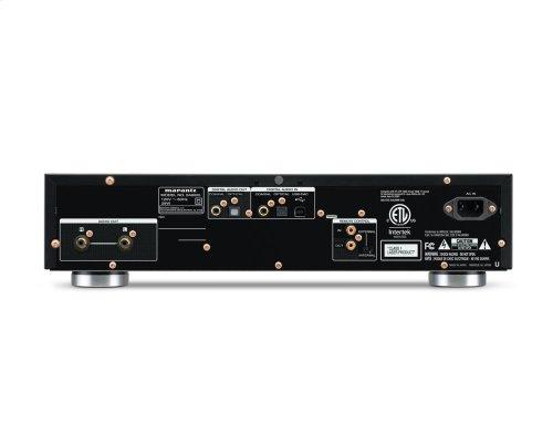 Super Audio CD Player & DAC