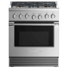 "Dual Fuel Range 30"", 5 Burners (LPG)"