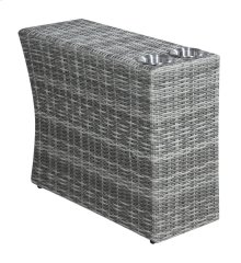 Console W/stainless Steel Cup (1/ctn)