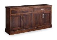 "Crawford Buffet, Crawford Buffet, 60"" Product Image"