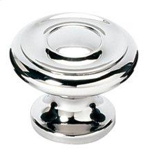 Knobs A1049 - Polished Chrome