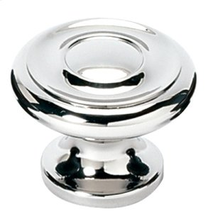 Knobs A1049 - Polished Chrome