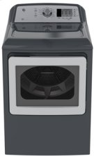 Top Load Matching Dryer - GE 7.4 cu ft.capacity DuraDrum2 electric dryer with Sensor Dry Product Image