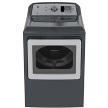 Top Load Matching Dryer - GE 7.4 cu ft.capacity DuraDrum2 electric dryer with Sensor Dry