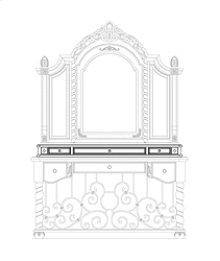 Vanity Drawer Unit